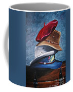 Hat Stack Coffee Mug