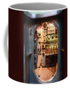 Hatch In Submarine Coffee Mug
