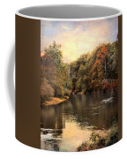 Hatchie River Coffee Mug by Jai Johnson