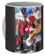 Hats And Purses At Street Fair Coffee Mug