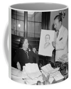 Hattie Caraway (1878-1950) Coffee Mug by Granger