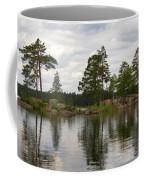 Haukkajarvi Panorama Coffee Mug