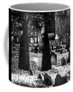 Haunted Cemetery Coffee Mug