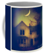 Haunted House Coffee Mug by Jill Battaglia