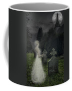 Haunting Coffee Mug by Amanda Elwell