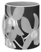 Hawaiian Floral Detail Coffee Mug
