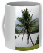 Hawaiian Palm Coffee Mug