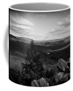 Hawk Mountain Sanctuary Bw Coffee Mug