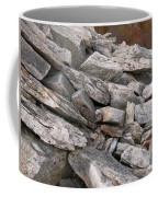 Hawk Watch Stacks Coffee Mug