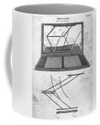 Hawkins Polygraph, 1803 Coffee Mug