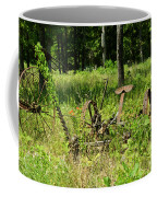 Hay Cutter 4 Coffee Mug