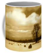 Hay Field Coffee Mug