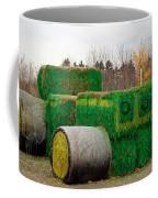 Hay Tractor Coffee Mug