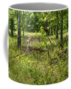 Hayrake And Cutter 2 Coffee Mug