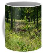 Hayrake And Cutter Coffee Mug