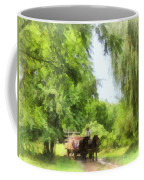 Hayride Coffee Mug