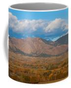 Haystack Autumn View Coffee Mug