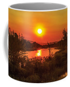 Hazy Sunrise Coffee Mug