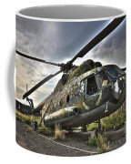 Hdr Image Of An Afghanistan National Coffee Mug