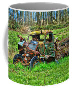 Hdr Wreck Coffee Mug
