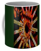 He Spoke Of Colours And Textures Coffee Mug