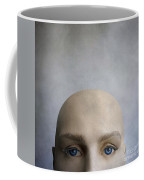Head Of A Dummy. Coffee Mug