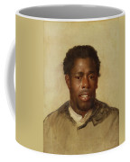Head Of A Man Coffee Mug