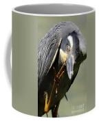 Head Screwed On Wrong Coffee Mug
