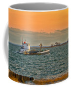 Heading In Coffee Mug