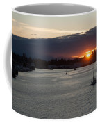 Heading Out Of Town Coffee Mug