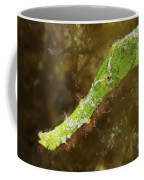 Headshot Of A Green Helimeda Ghost Coffee Mug