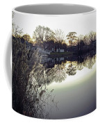 Hearns Pond Reflection Coffee Mug