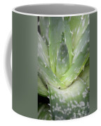 Heart Of An Aloe Coffee Mug