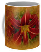 Heart Of The Lily Coffee Mug