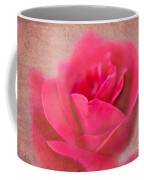 Heart Of The Rose Coffee Mug