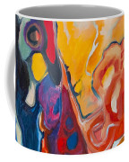 Heart Pumps Blood  Coffee Mug