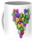 Heart Shaped Christmas Bows  Coffee Mug