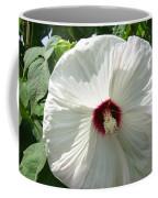 Hearty Hibiscus Coffee Mug