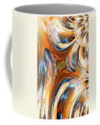 Heatwave Abstract Coffee Mug