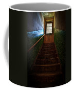 Heaven Is Closed Coffee Mug by Nathan Wright