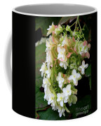 Heavenly Hydrangea Coffee Mug