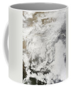 Heavy Snowfall In China Coffee Mug by Stocktrek Images