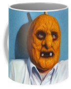 Heavy Vegetable-head Coffee Mug by James W Johnson