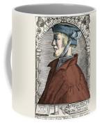 Heinrich Cornelius Agrippa, German Coffee Mug