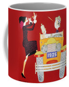 Held - Sheik And Sheba 1925 Coffee Mug
