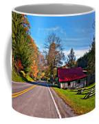Helvetia Wv Painted Coffee Mug