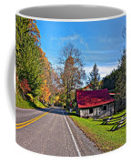 Helvetia Wv Coffee Mug by Steve Harrington