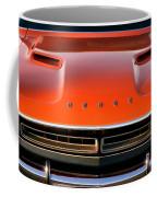 Hemi Orange 1971 Dodge Challenger Coffee Mug