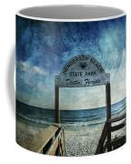 Henderson Beach State Park Florida Coffee Mug