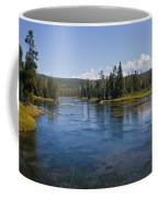 Henry Fork Of The Snake River Coffee Mug